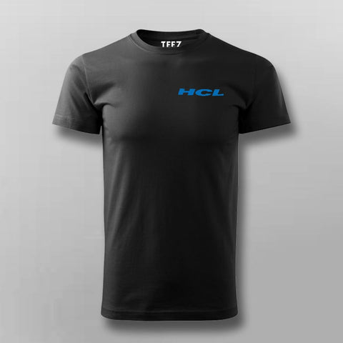 Hcl T-Shirt For Men
