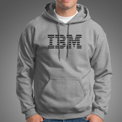 IBM Logo Hoodies For Men Online India