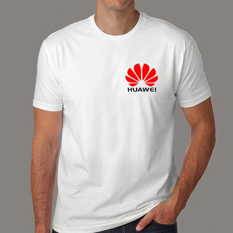 Huawei Cyber Security Men's Profession T-Shirt Online India