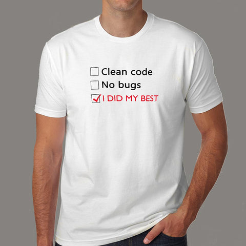 Computer Programmers/IT & Coding T-shirts For Men in India – Page 2