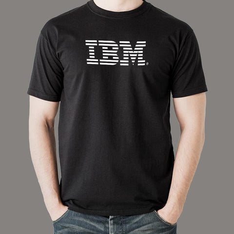 IBM Logo T-Shirt For Men Online India