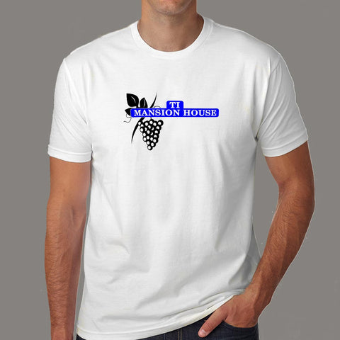 Ti Mansion House French Brandy T-Shirt For Men Online India