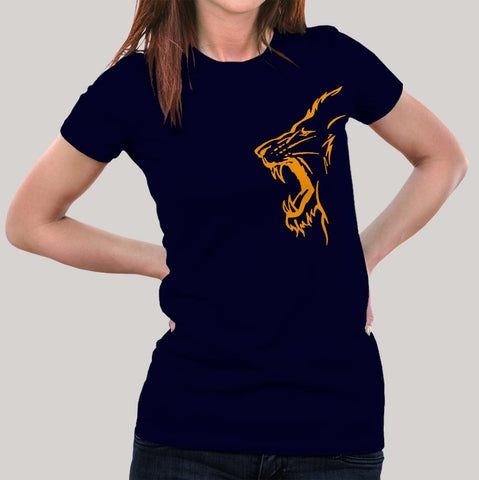 CSK Roar Women's T-shirt
