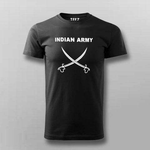 Indian Army T-Shirt For Men Online India