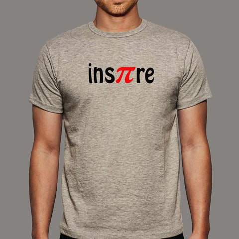 Inspire Math Pi Day Men's T-Shirt Online India