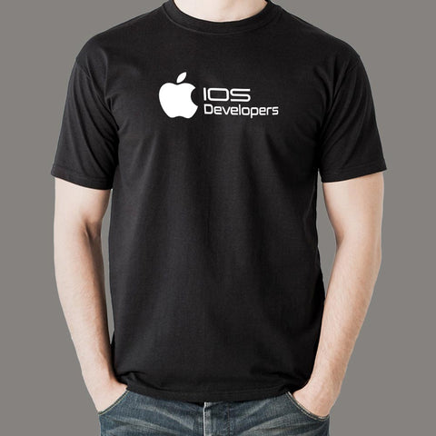 Ios Developers T-Shirt For Men Online India