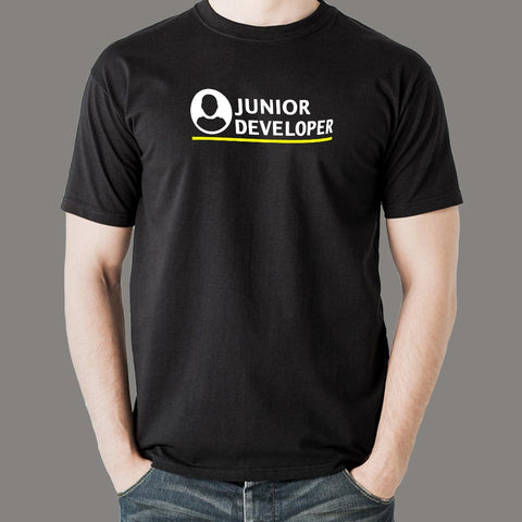 Junior Developer T-Shirt For Men Online India