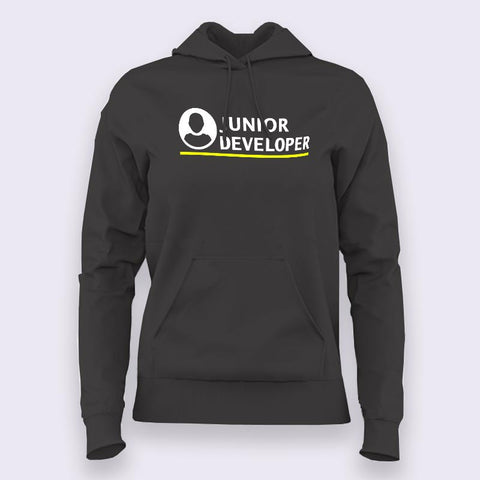 Junior Developer Hoodies For Women Online India