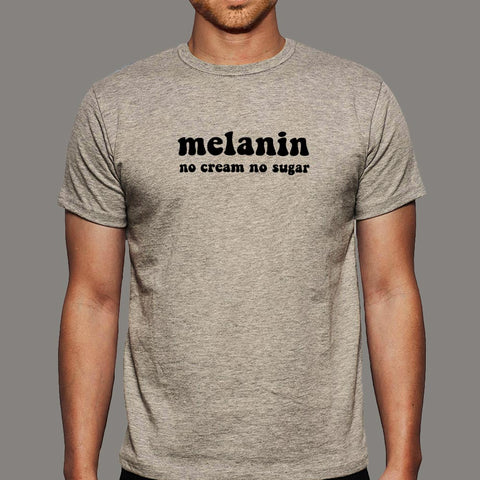 Melanin T-Shirts For Men online india