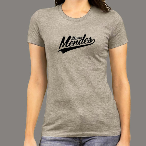 Shawn Mendes T-Shirt For Women Online India