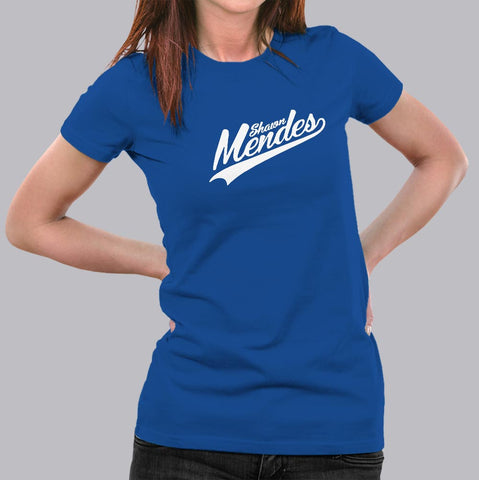 Shawn Mendes T-Shirt For Women