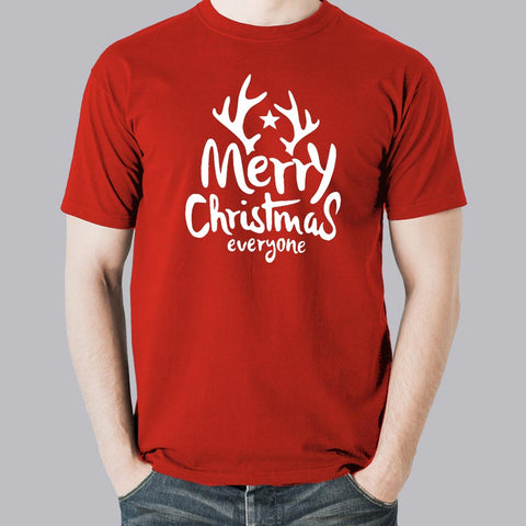 Merry Christmas Everyone T shirt India