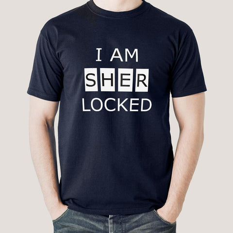 I'm Sherlocked - Sherlock Fan Men's T-shirt