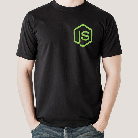 Node JS  Men's Programming T-shirt