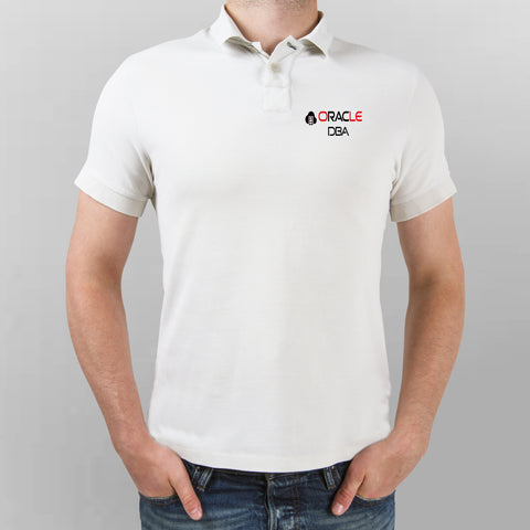 Oracle Dba Polo T-Shirt For Men Online India
