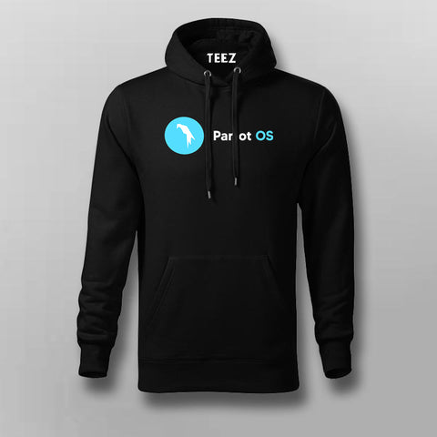 Parrot OS Linux Hoodies For Men Online India