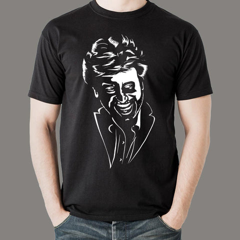 Superstar Rajinikanth's Darbar T-Shirt For Men