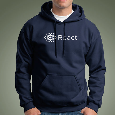 React Js Javascript Men's Programming Hoodies