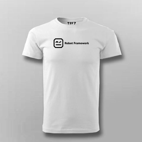 Robot Framework T-Shirt For Men Online India