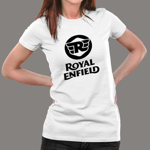 Royal Enfield Women's T-shirt India