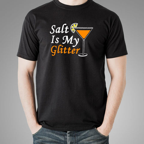 Salt Is My Glitter T-Shirt For Men Online India