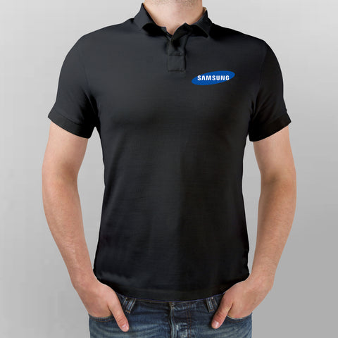 Samsung Technology Polo T-Shirt For Men Online India