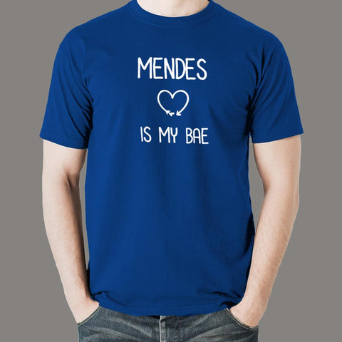 Shawn Mendes Is My Baby T-Shirt For Men