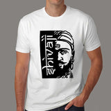 Shivaji Maharaj Men's T-Shirt online india