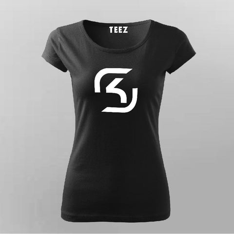 Sk Gaming T-Shirt For Women Online India