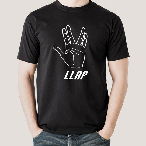 Spock Hand LLAP Men's T-shirt