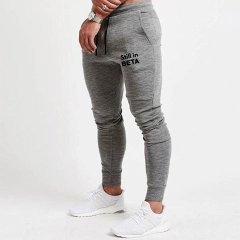 Still In Beta Printed Joggers For Men Online India