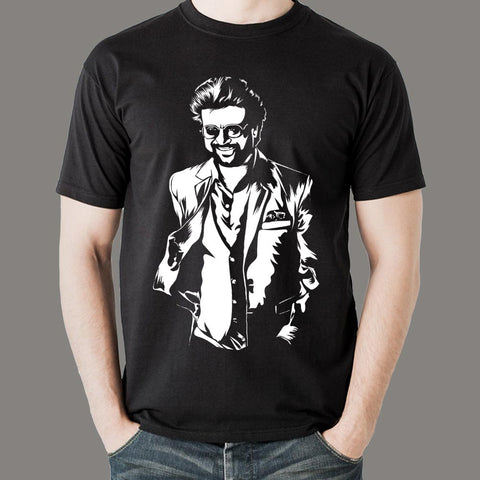 Superstar Rajinikanth's Darbar Men's T-Shirt India