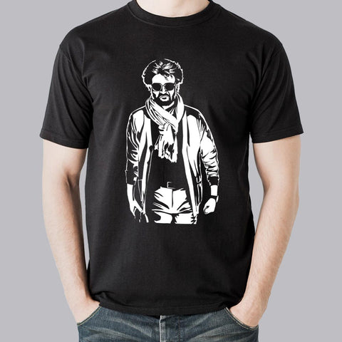 Petta Rajinikanth t-shirt Online India