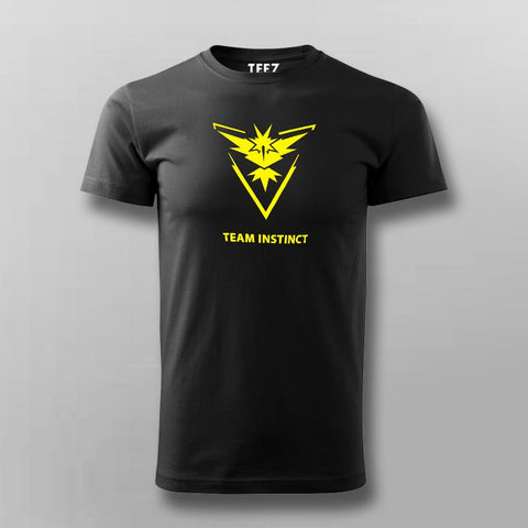 Team Instinct T-Shirt For Men Online India