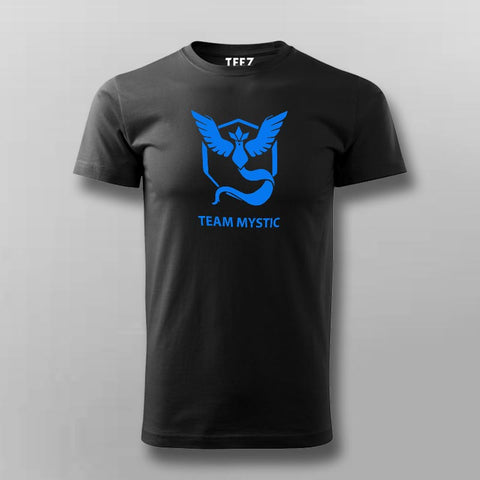 Team Mystic T-Shirt For Men Online India