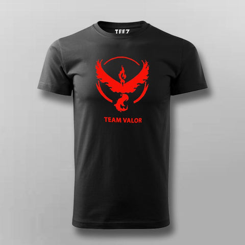 Team Valor T-Shirt For Men