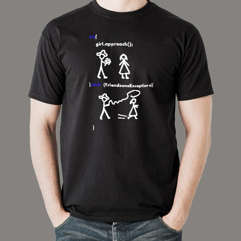 0f576ba7431 Computer Programmers IT   Coding T-shirts For Men in India – TEEZ.in