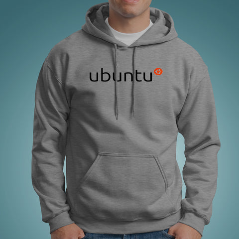 Ubuntu Linux Hoodies For Men Online India
