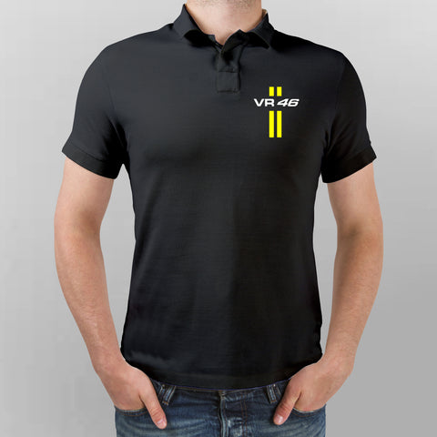 Valentino Rossi Vr46 Polo T-Shirt For Men Online India