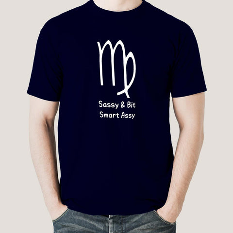 Virgo Zodiac Sign T-shirts For Men India