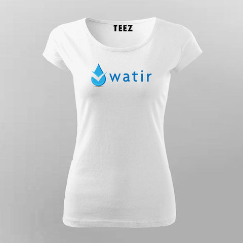 Watir T-Shirt For Women Online India