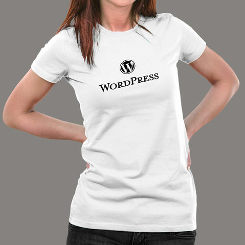 Wordpress Women's T-Shirt