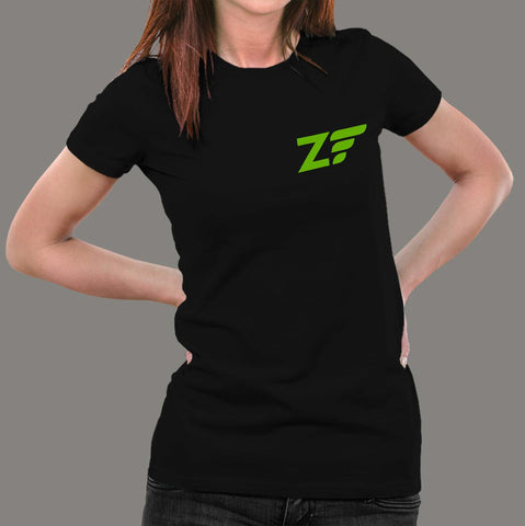 PHP Zend Framework Women's Profession T-Shirt Online India