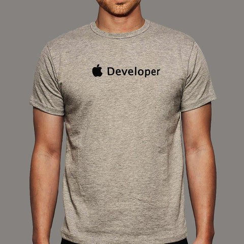 Apple Developer T-Shirt for Men online india