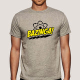 Bazinga Men's T-shirt