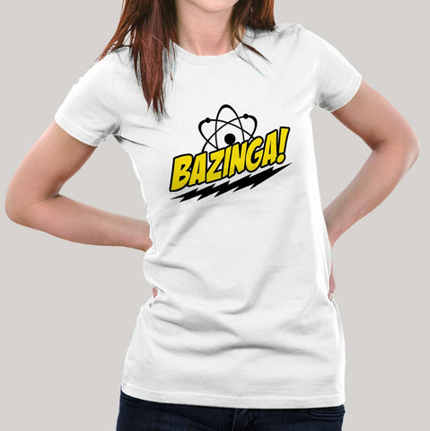 88efe930 Funny Printed T-shirts Online For Women India – TEEZ.in