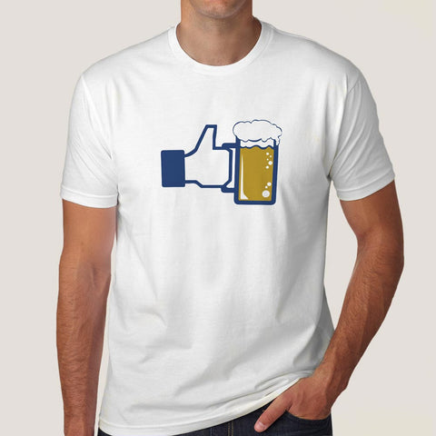 funny facebook tshirt india