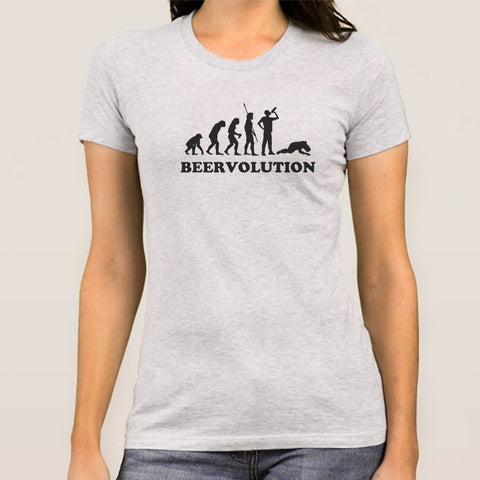 Beervolution Women's T-shirt