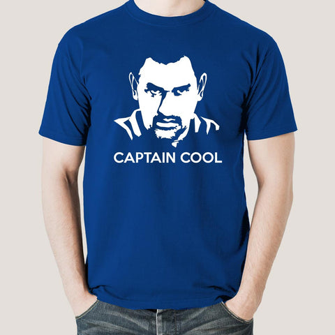 Captain cool dhoni t-shirt