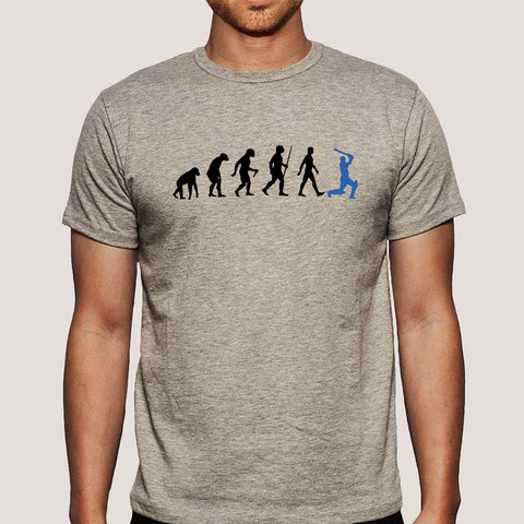 Cric-evolution Bowling Men's T-shirt